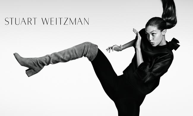 Stuart Weitzman - Thương hiệu giày yêu thích của Gigi Hadid ra mắt tại Việt Nam - Ảnh 4.