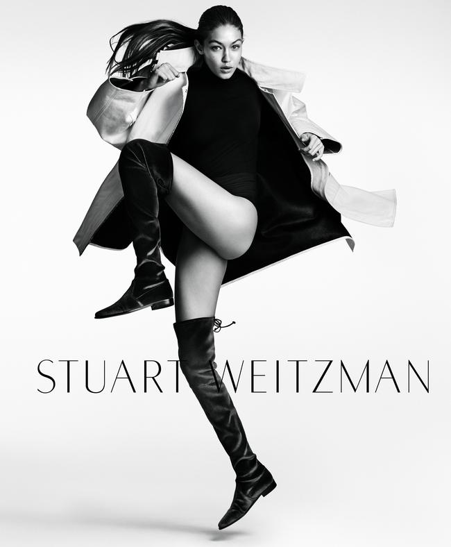Stuart Weitzman - Thương hiệu giày yêu thích của Gigi Hadid ra mắt tại Việt Nam - Ảnh 3.