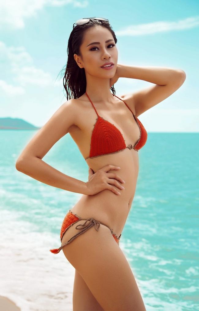 Nguyễn Loan bất ngờ thế chỗ Á khôi Yến Nhi tham gia Miss Grand International 2016 - Ảnh 2.