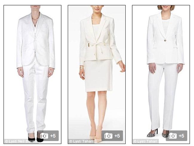 Bại trận trước Trump, Hillary Clinton vẫn khiến dân tình đổ xô đi mua suit trắng giống mình - Ảnh 3.
