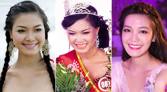 Khác biệt lớn giữa style make up ngoài đời với trên sân khấu đăng quang của các Hoa Hậu Việt Nam - Ảnh 8.