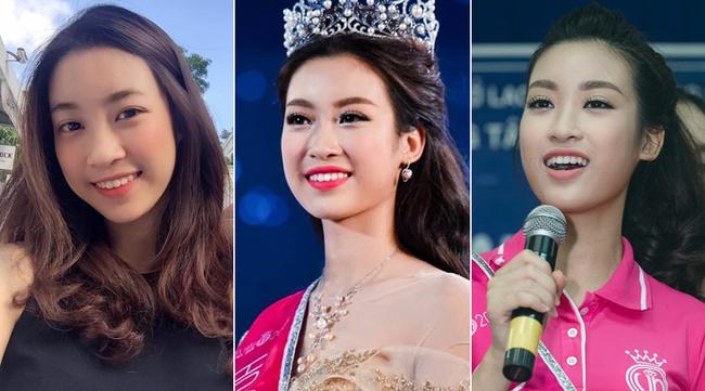 Khác biệt lớn giữa style make up ngoài đời với trên sân khấu đăng quang của các Hoa Hậu Việt Nam - Ảnh 24.