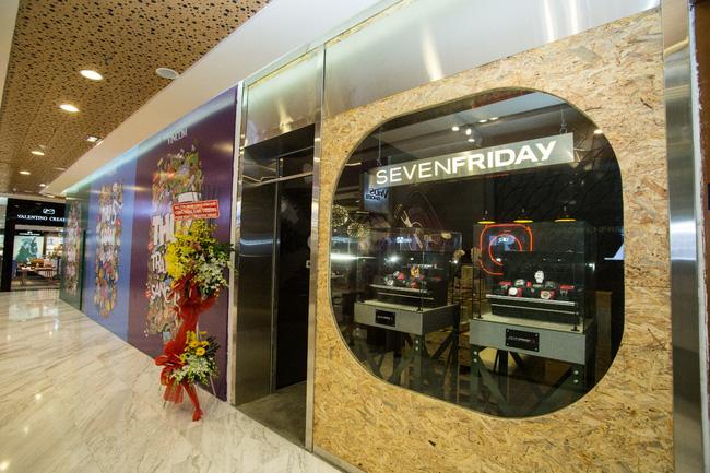 SevenFriday ra mắt Pop-Up Store tại Sài Gòn - Ảnh 3.