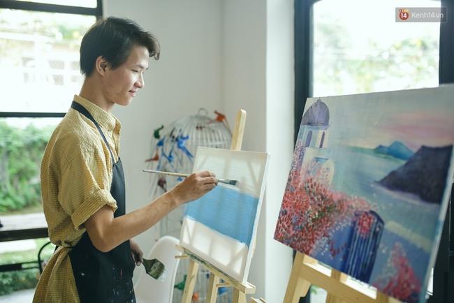 Có gì ở lớp học vẽ thư giãn đang cực hot tại Hà Nội và Sài Gòn thời gian gần đây? - Ảnh 6.