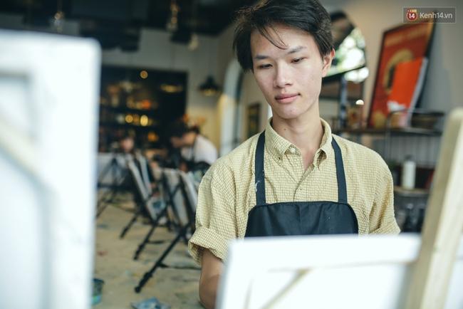 Có gì ở lớp học vẽ thư giãn đang cực hot tại Hà Nội và Sài Gòn thời gian gần đây? - Ảnh 5.