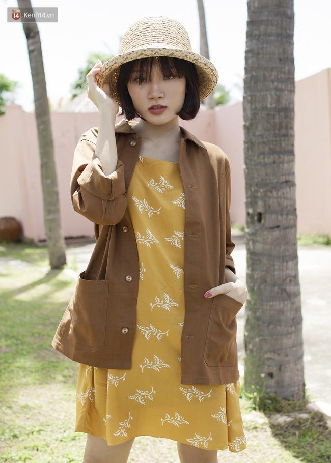 Thu về là chỉ muốn mặc xinh yêu như thế này thôi... - Ảnh 2.