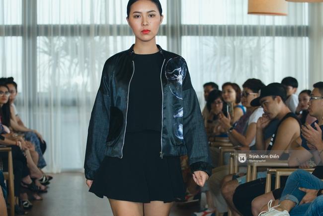 Mai Ngô & Lilly Nguyễn lại cùng catwalk cho BST áo Bomber oách nhất Việt Nam! - Ảnh 12.