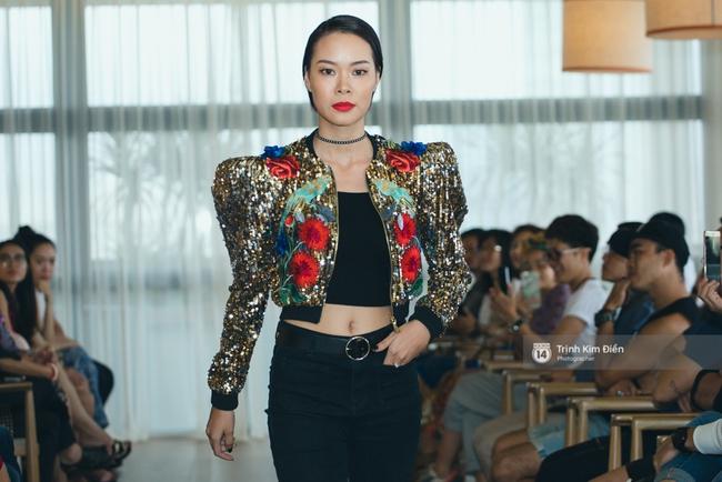Mai Ngô & Lilly Nguyễn lại cùng catwalk cho BST áo Bomber oách nhất Việt Nam! - Ảnh 16.