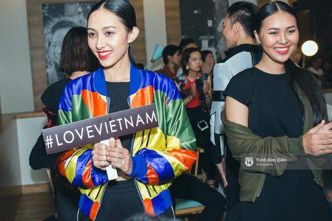 Mai Ngô & Lilly Nguyễn lại cùng catwalk cho BST áo Bomber oách nhất Việt Nam! - Ảnh 41.