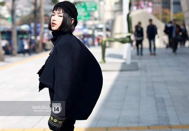 Seoul Fashion Week ngày 4: Châu Bùi và Min cứ xinh chất thế này thì fashionista Hàn có là gì! - Ảnh 1.