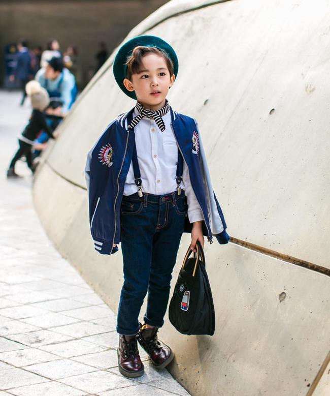 Fashionista hay Ngôi sao? Không, chính các cô bé cậu bé này mới đang thống trị Seoul Fashion Week! - Ảnh 32.