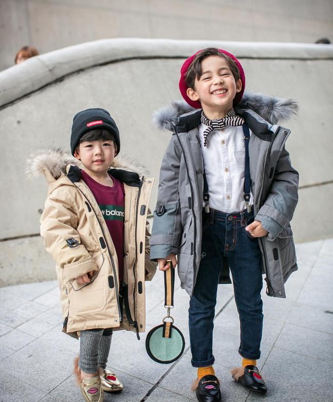 Fashionista hay Ngôi sao? Không, chính các cô bé cậu bé này mới đang thống trị Seoul Fashion Week! - Ảnh 17.