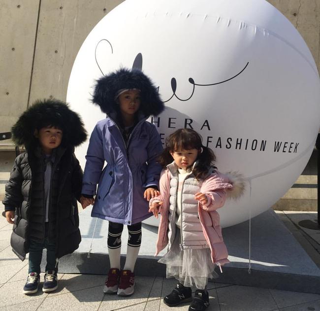 Fashionista hay Ngôi sao? Không, chính các cô bé cậu bé này mới đang thống trị Seoul Fashion Week! - Ảnh 22.