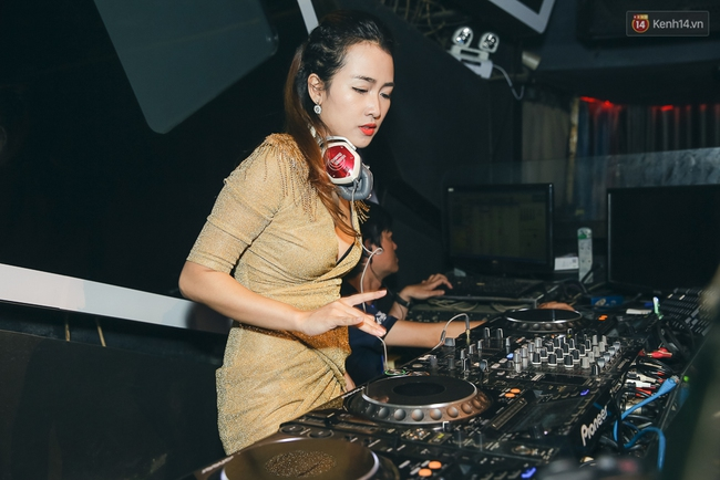 DJ SODA khoe body nóng bỏng, quẩy hết mình trong lần thứ hai trở lại Việt Nam - Ảnh 17.