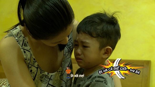 Bố ơi: Các nhóc tì mùa 3 khóc nức nở vì dậy sớm, chỗ ở không quen - Ảnh 7.