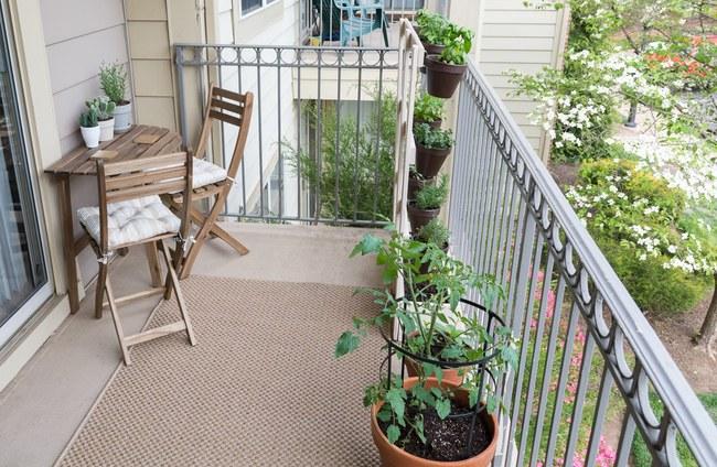 Ý tưởng về vườn rau gia vị tiết kiệm diện tích cho ban công nhỏ - Ảnh 12.