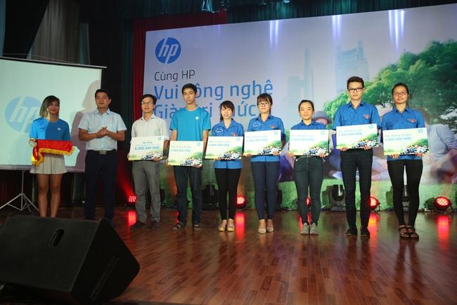 HP gây ấn tượng mạnh với hành trình công nghệ xuyên Việt - Ảnh 6.