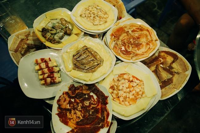 Bạn sẽ phải chảy nước miếng với 3 quán nướng siêu lạ này ở Sài Gòn - Ảnh 11.