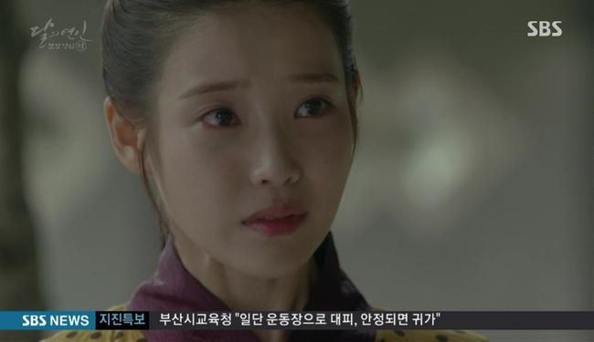 Moon Lovers: Thượng cung Oh cuối cùng đã có thể bảo vệ được đứa trẻ của mình - Ảnh 7.