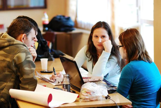 Bí quyết để buổi học thảo luận đạt hiệu quả - Ảnh 3.