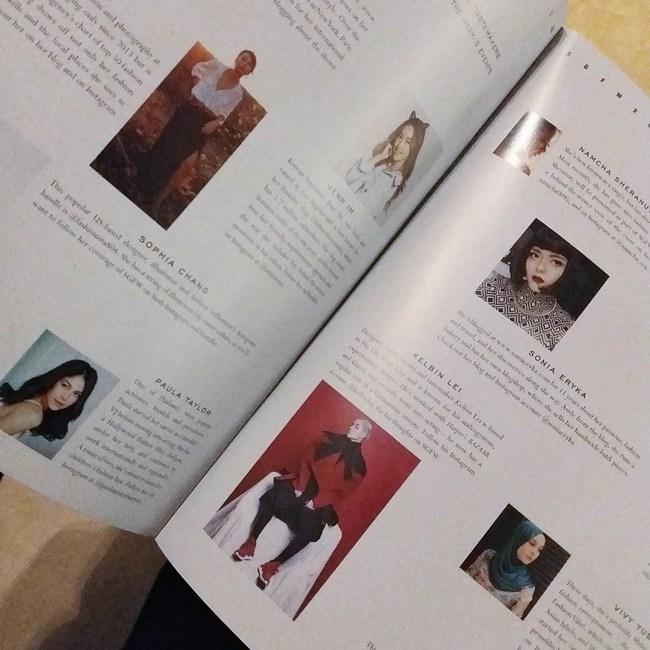 Kelbin Lei dự show diễn của NTK trứ danh đã tạo nên váy ốp-la cho Rihanna - Ảnh 1.