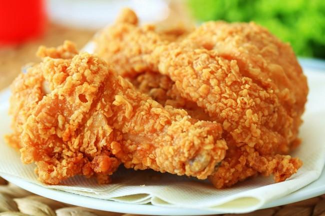 Thèm gà rán KFC thì không cần ra ngoài hàng nữa, vì giờ bạn có thể tự làm nó tại nhà! - Ảnh 8.