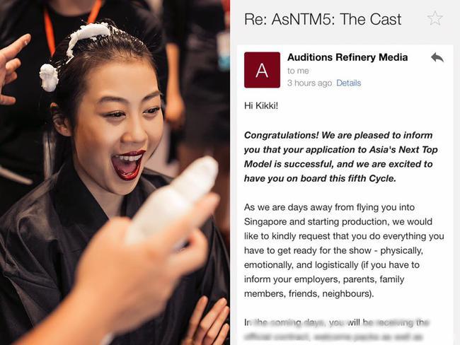 Kikki Le - đại diện của giới mẫu Việt thi Asias Next Top Model mùa tới là ai? - Ảnh 3.