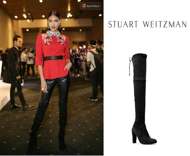 Stuart Weitzman - Thương hiệu giày yêu thích của Gigi Hadid ra mắt tại Việt Nam - Ảnh 17.
