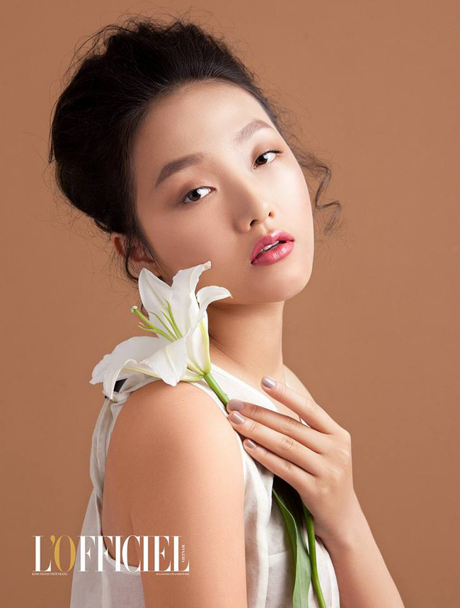 Sở hữu dung mạo mỹ nhân, Linh Khiếu hiện đang đắt show chụp hình tạp chí hơn cả chị mình! - Ảnh 2.