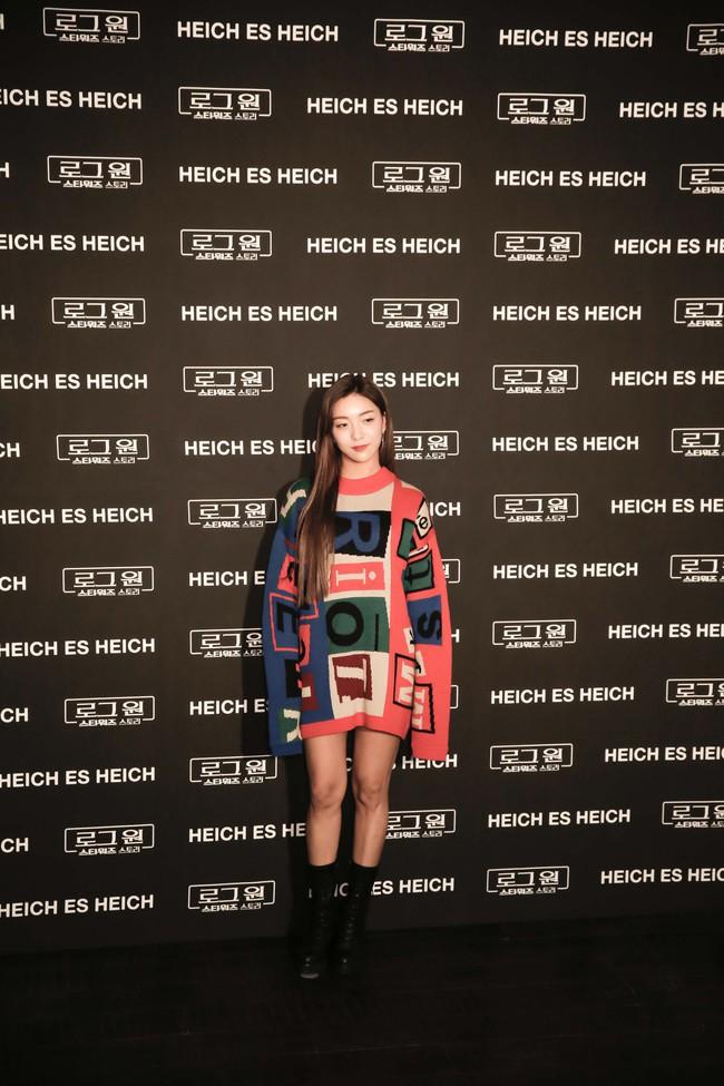 Kelbin Lei lại im ỉm qua Seoul dự show thời trang, sánh vai bên Luna (f(x)) - Ảnh 5.