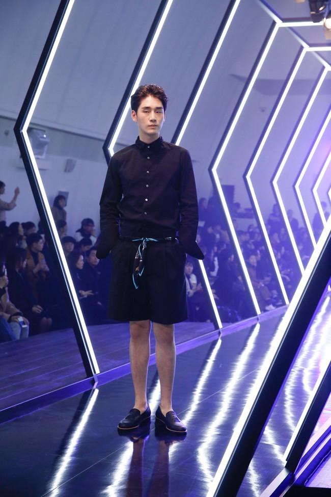 Kelbin Lei lại im ỉm qua Seoul dự show thời trang, sánh vai bên Luna (f(x)) - Ảnh 10.