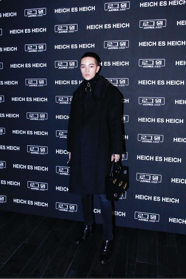 Kelbin Lei lại im ỉm qua Seoul dự show thời trang, sánh vai bên Luna (f(x)) - Ảnh 1.