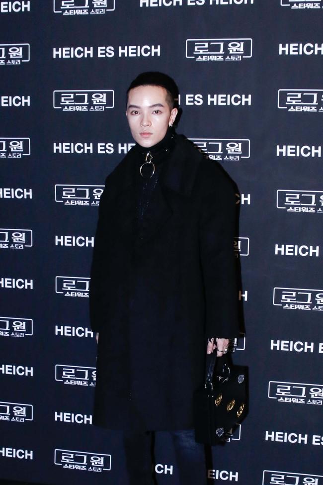 Kelbin Lei lại im ỉm qua Seoul dự show thời trang, sánh vai bên Luna (f(x)) - Ảnh 2.