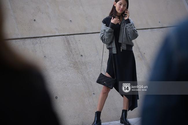 Độc quyền: Street style chất lừ tại Tuần lễ thời trang Seoul - Ngày 2 - Ảnh 19.