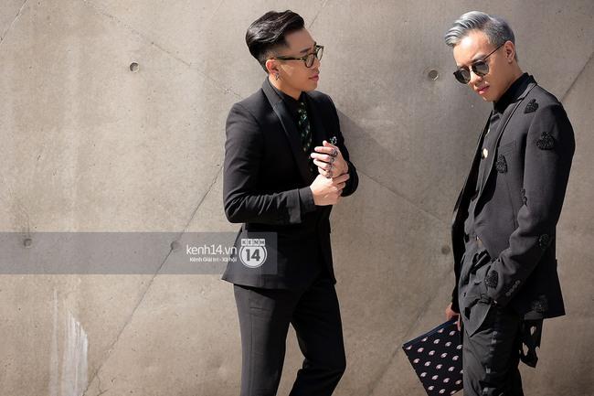 Độc quyền: Street style chất lừ tại Tuần lễ thời trang Seoul - Ngày 2 - Ảnh 7.