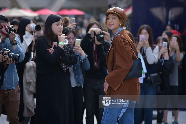 Độc quyền: Street style chất lừ tại Tuần lễ thời trang Seoul - Ngày 2 - Ảnh 23.