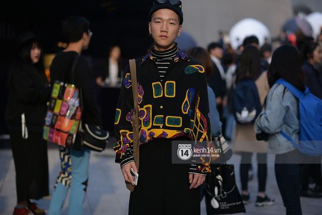 Độc quyền: Street style chất lừ tại Tuần lễ thời trang Seoul - Ngày 2 - Ảnh 25.