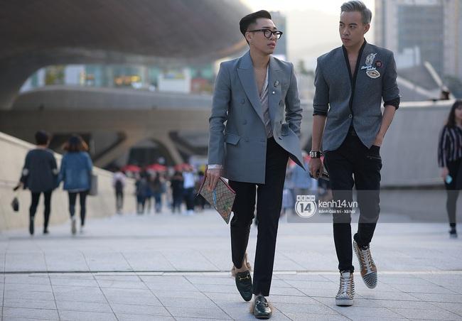 Độc quyền: Street style chất lừ tại Tuần lễ thời trang Seoul - Ngày 2 - Ảnh 8.