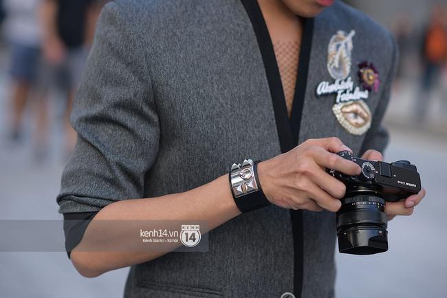 Độc quyền: Street style chất lừ tại Tuần lễ thời trang Seoul - Ngày 2 - Ảnh 10.