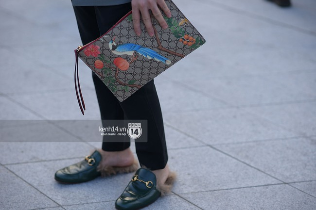 Độc quyền: Street style chất lừ tại Tuần lễ thời trang Seoul - Ngày 2 - Ảnh 11.