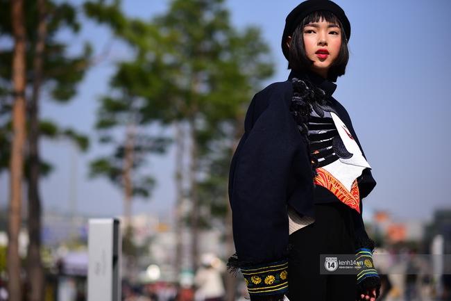 Seoul Fashion Week ngày 4: Châu Bùi và Min cứ xinh chất thế này thì fashionista Hàn có là gì! - Ảnh 2.