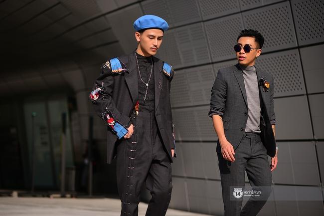 Seoul Fashion Week ngày 4: Châu Bùi và Min cứ xinh chất thế này thì fashionista Hàn có là gì! - Ảnh 7.