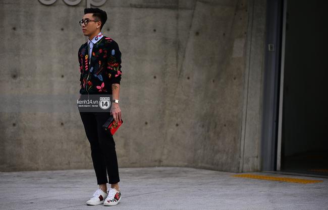 Ngày 5 Seoul Fashion Week: Fashionista Việt mặc gì để gây ấn tượng? - Ảnh 1.