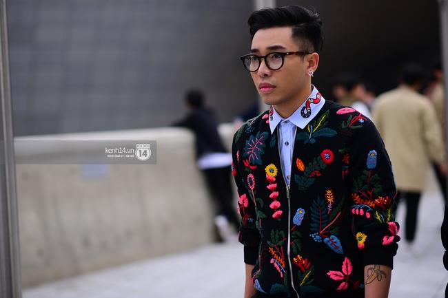 Ngày 5 Seoul Fashion Week: Fashionista Việt mặc gì để gây ấn tượng? - Ảnh 4.