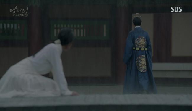 Moon Lovers: Thượng cung Oh cuối cùng đã có thể bảo vệ được đứa trẻ của mình - Ảnh 18.