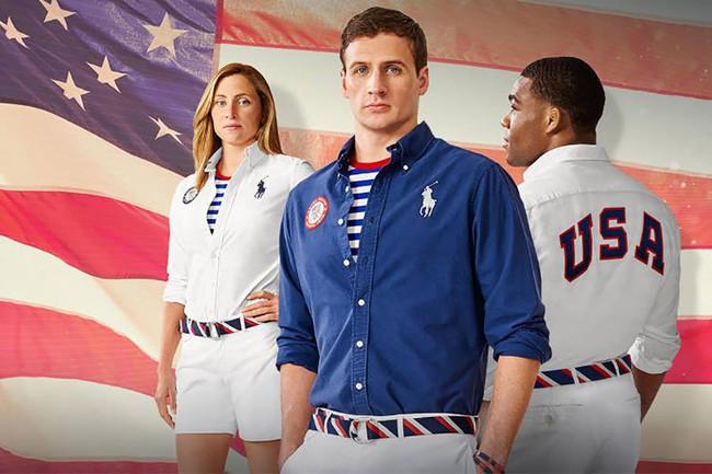 Không chỉ có mồ hôi và cơ bắp, Olympic 2016 còn là mặt trận của các thương hiệu thời trang - Ảnh 4.