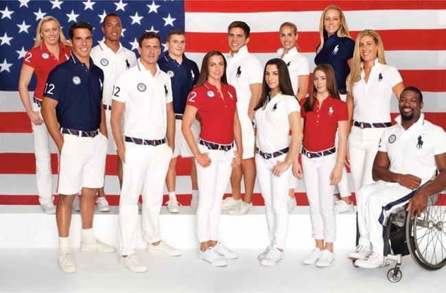 Không chỉ có mồ hôi và cơ bắp, Olympic 2016 còn là mặt trận của các thương hiệu thời trang - Ảnh 5.