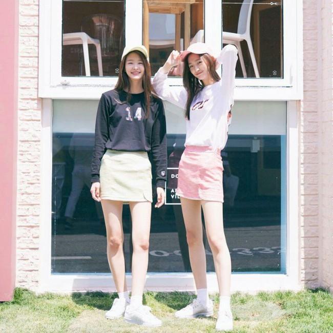 Cặp mẫu sinh đôi nhà YG khiến netizen đảo điên vì quá đẹp! - Ảnh 5.