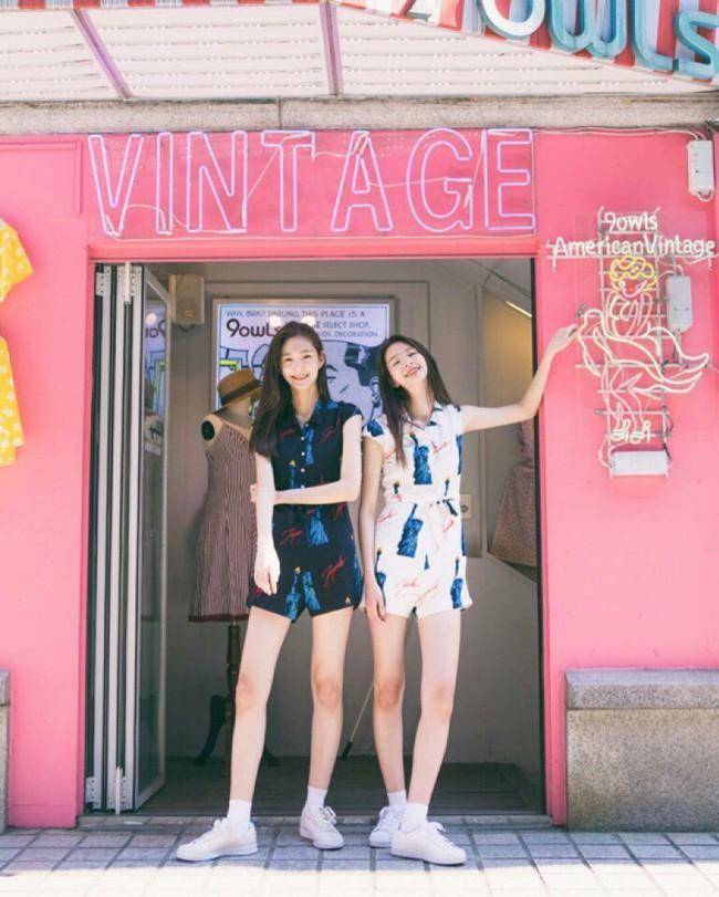 Cặp mẫu sinh đôi nhà YG khiến netizen đảo điên vì quá đẹp! - Ảnh 6.