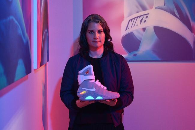 Tin được không: 2,2 tỷ đồng là giá cho đôi Nike Mag phiên bản mới nhất! - Ảnh 3.